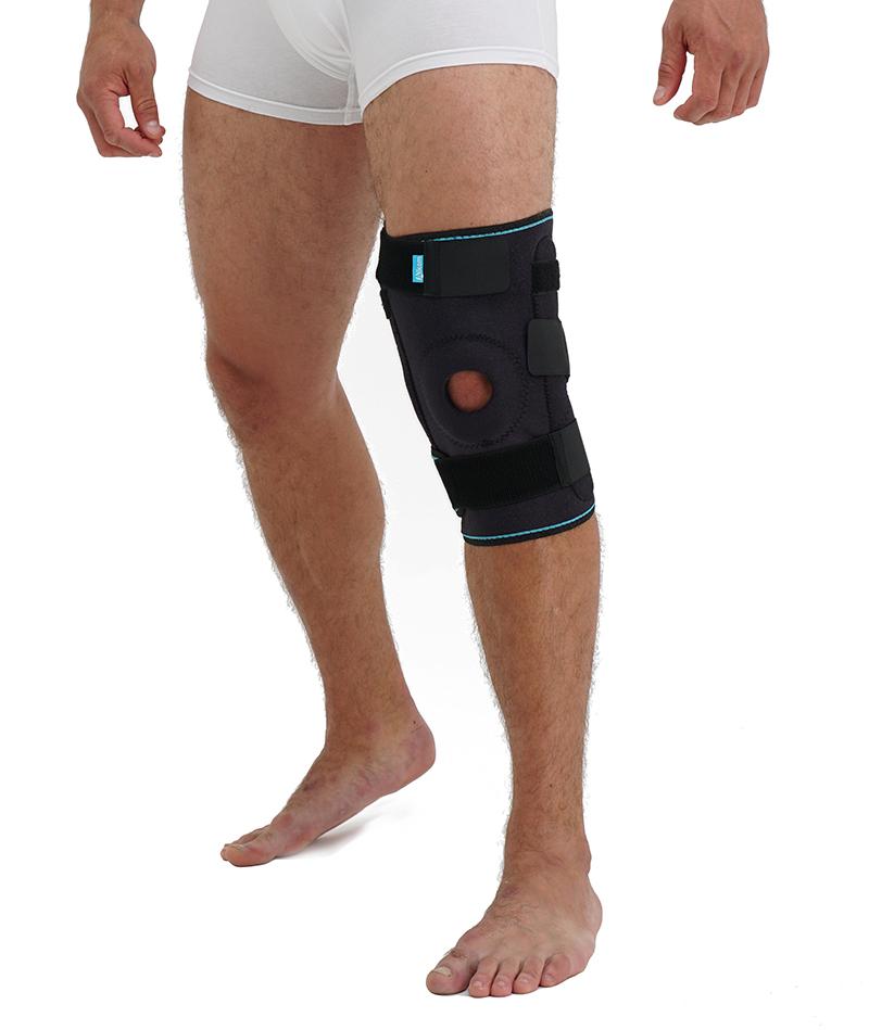 Ортез на колінний суглоб з поліцентричними шарнірами Алком 4033