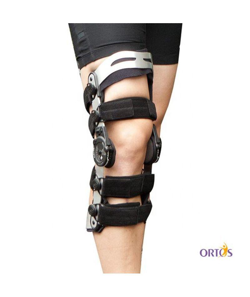 Жесткий ортез коленного сустава функциональный Wellcare 52005