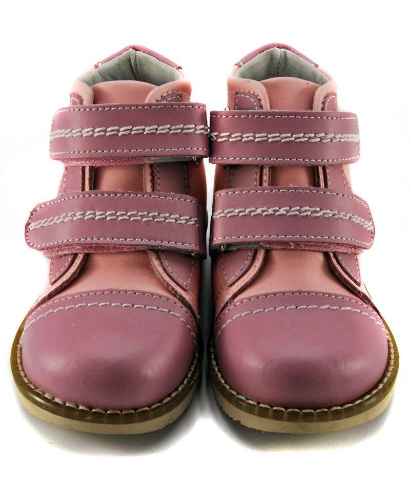 Ботинки демисезонные, розовые 4Rest Orto 03-402 - 3