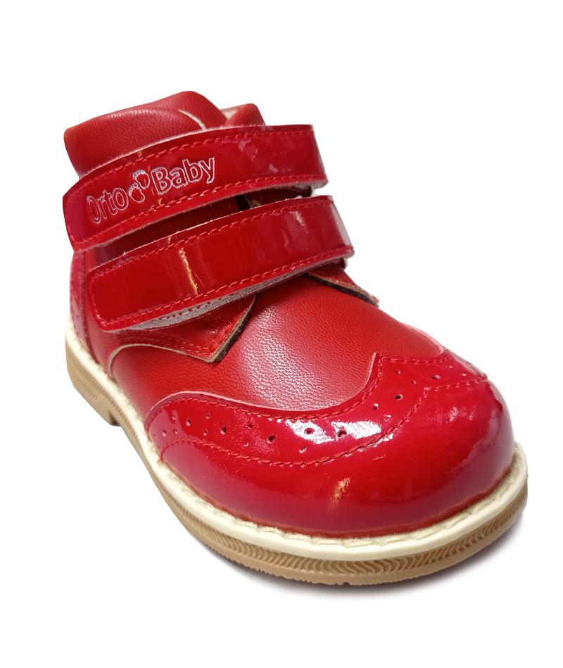 Ботинки детские ортопедические ОrtoBaby D8103 - 2