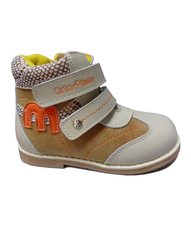Ботинки детские ортопедические ОrtoBaby D8108 - 3
