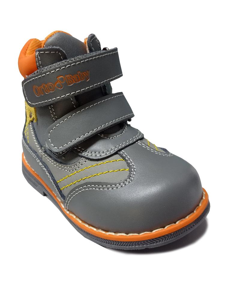 Ботинки детские ортопедические ОrtoBaby D9108 - 2