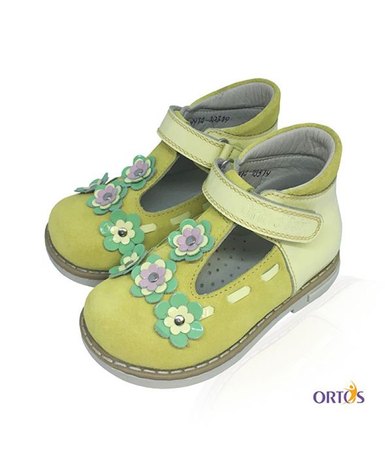 Туфли ортопедические ОrtoBaby D8009 - 1