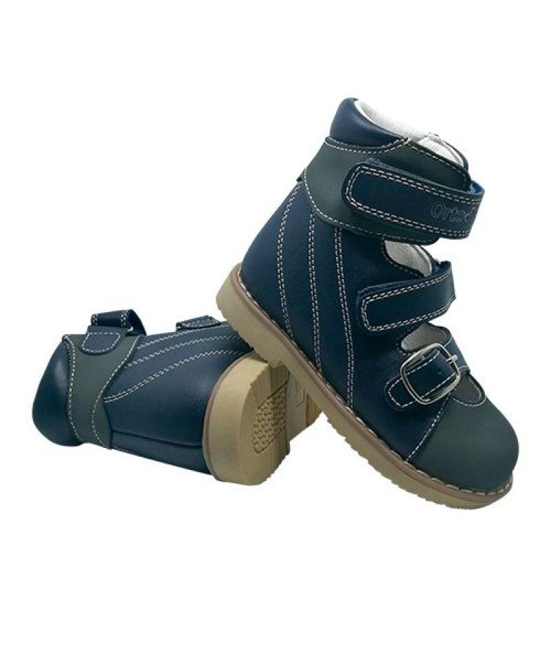 Туфли детские ортопедические ОrtoBaby D8001 - 3