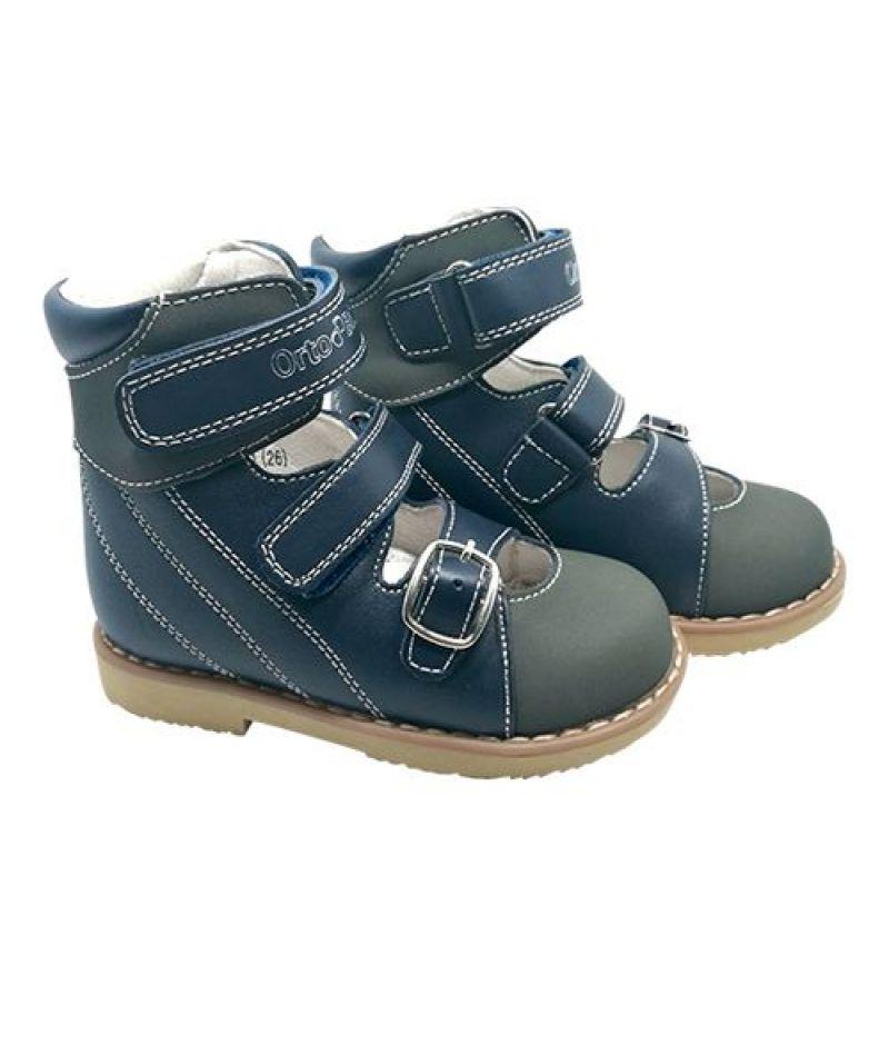Туфли детские ортопедические ОrtoBaby D8001 - 1