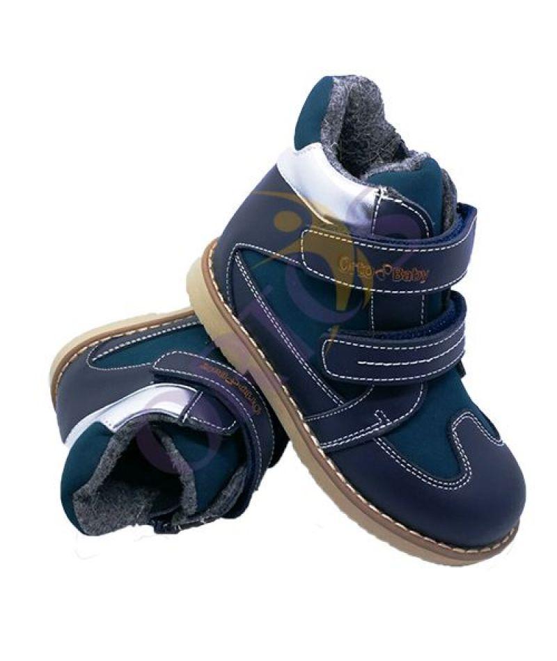 Ботинки детские ортопедические ОrtoBaby D8102 - 2