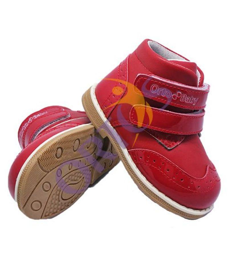 Ботинки детские ортопедические ОrtoBaby D8103 - 4