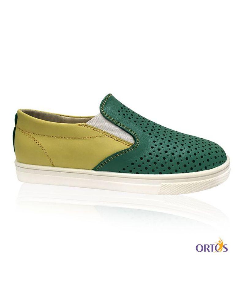 Ботинки детские демисезонные ортопедические ОrtoBaby D8131 - 1