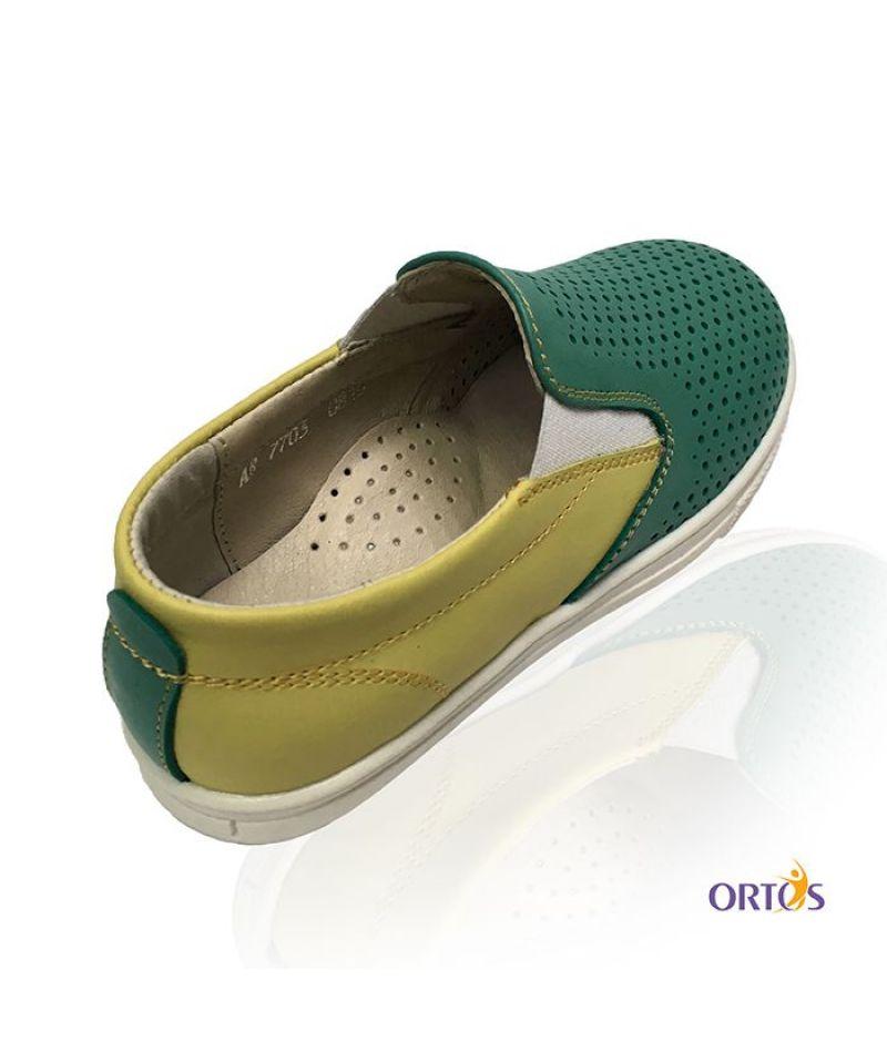Ботинки детские демисезонные ортопедические ОrtoBaby D8131 - 2
