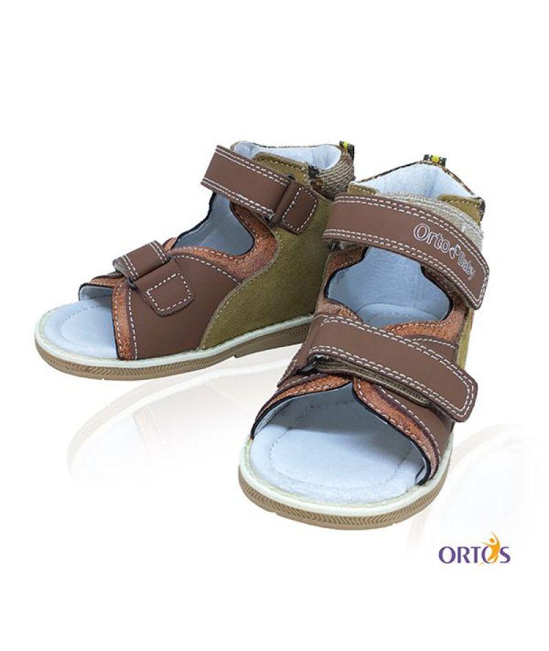 Сандалии детские ортопедические ОrtoBaby S2002 - 1