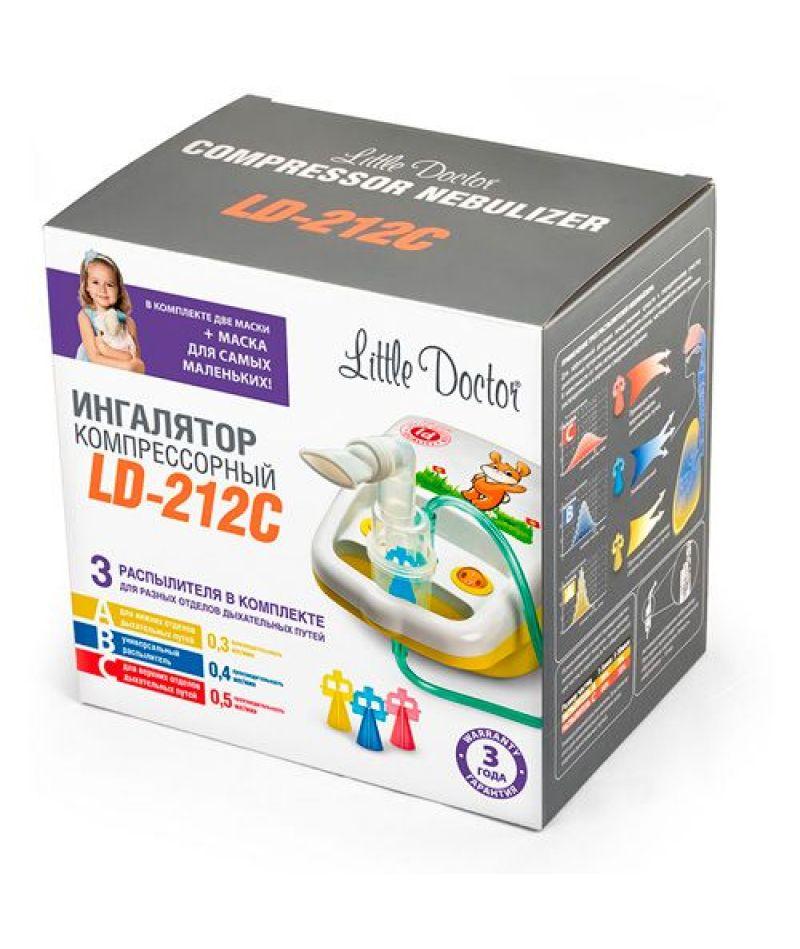 Ингалятор компрессорный LD-212 С