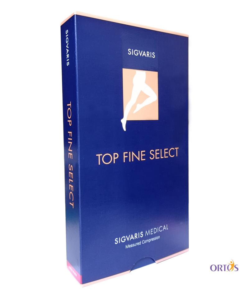 Гольфы компрессионные Sigvaris 1 класс компрессии, серия Top Fine Select - 5