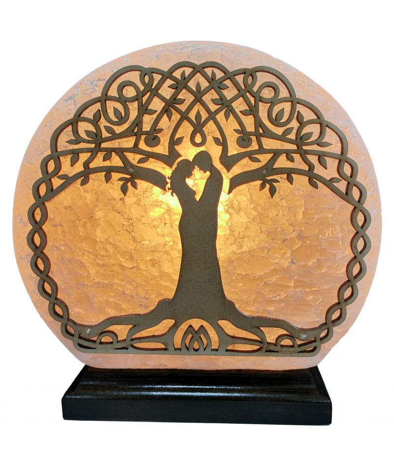 Лампа соляная Дерево жизни, d-180см