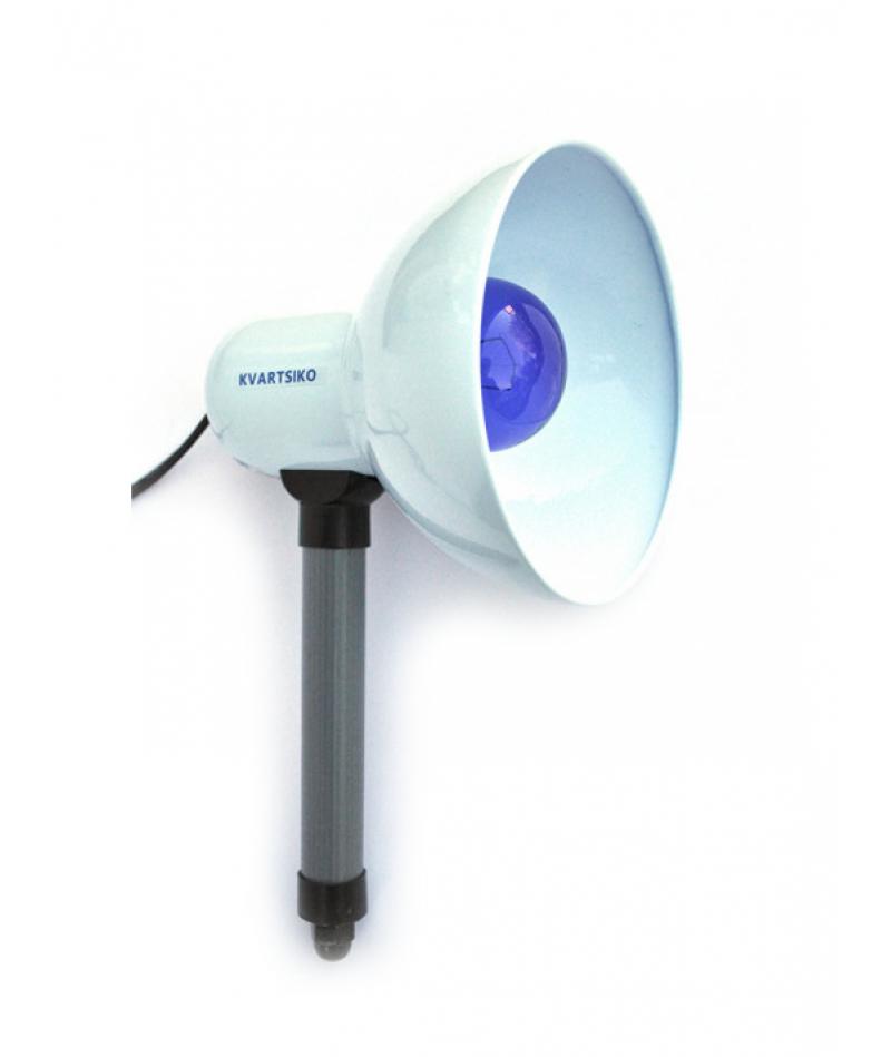 Лампа синяя ручная KVARTSIKO-СЛ-60