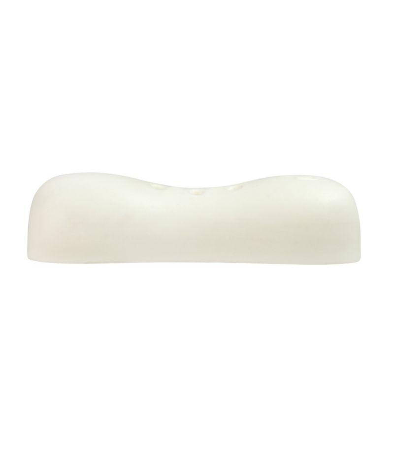 Валик под шею (ШЕЛК) - Ортопедическая подушка Beauty Balance TM графит - 6