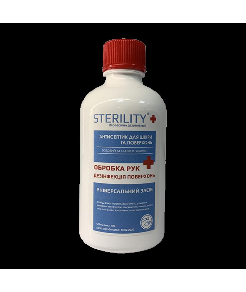Антисептик Sterility 0.250л - 1