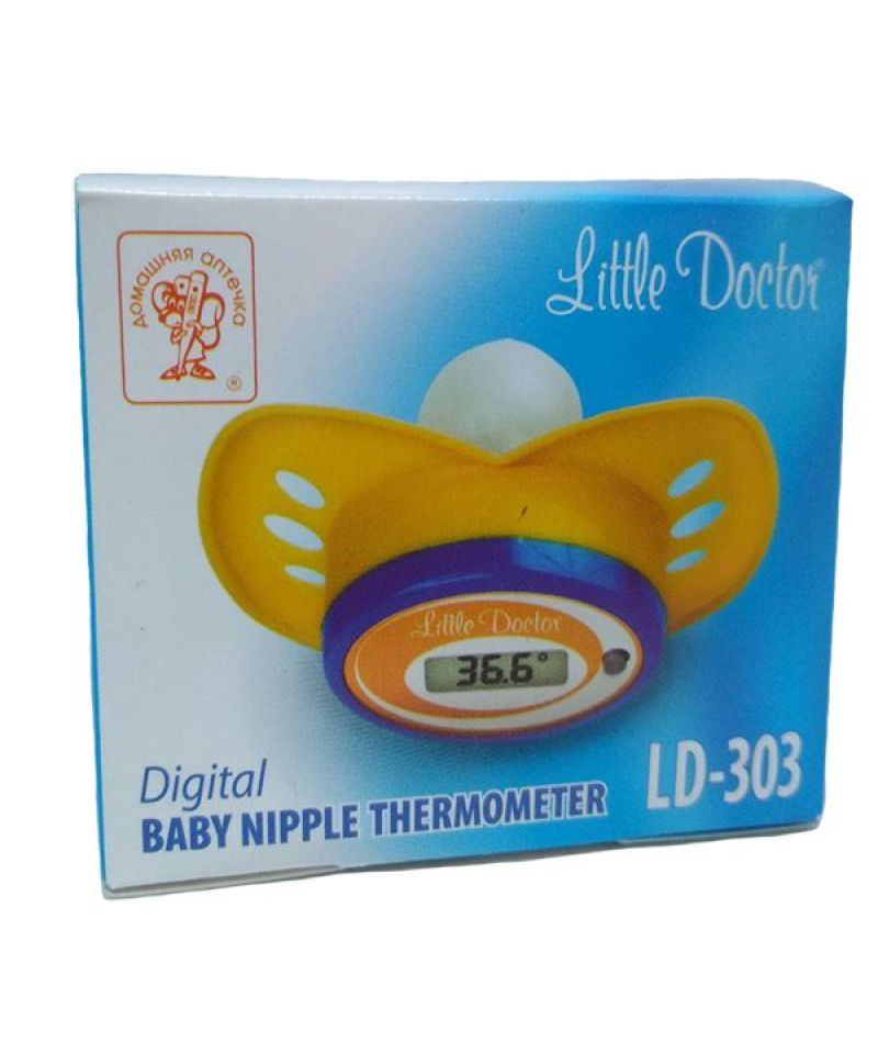 Термометр-соска Little Doctor електронный LD-303