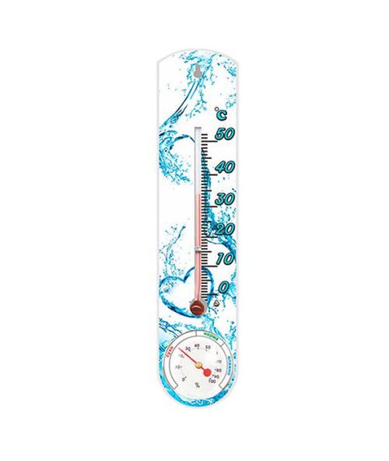 Термогигрометр бытовой ТГК-1 Качество жизни