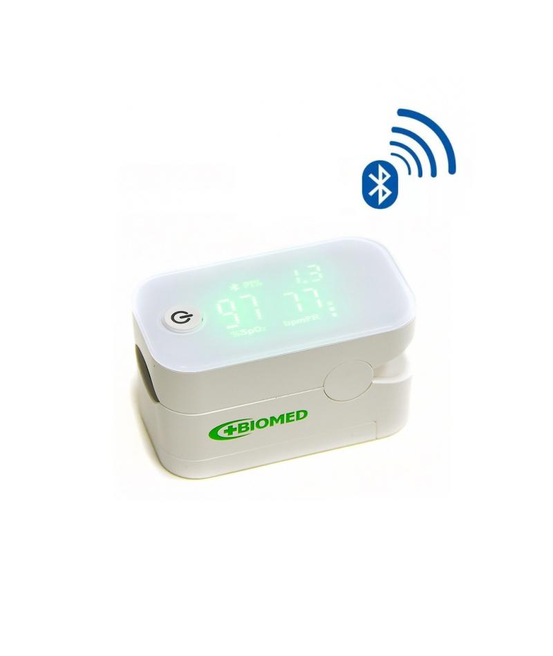 "Пульсоксиметр ""БІОМЕД"" ВР-10ВB с Bluetooth 4.0"