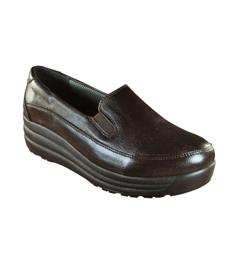 Oртопедические лечебные туфли 4Rest Orto 17-009 цвет коричневый - 1
