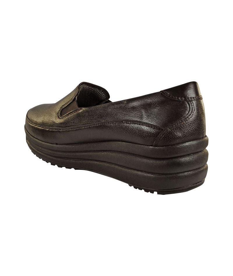 Oртопедические лечебные туфли 4Rest Orto 17-009 цвет коричневый - 4
