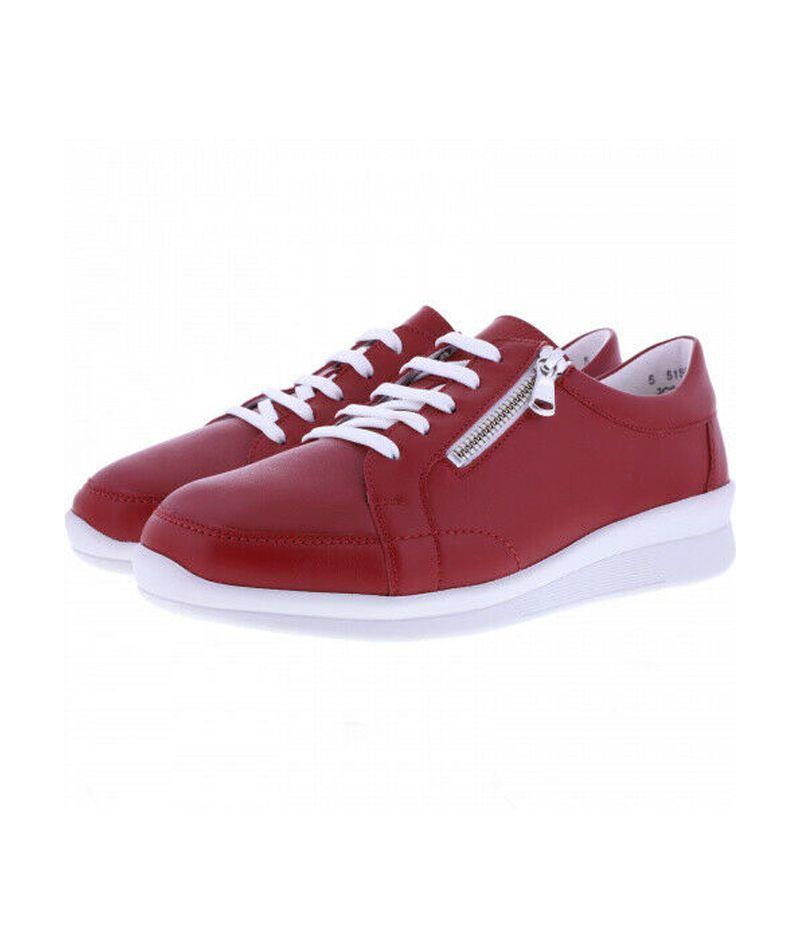 Туфли ортопедические Inke, Berkemann цвет красный