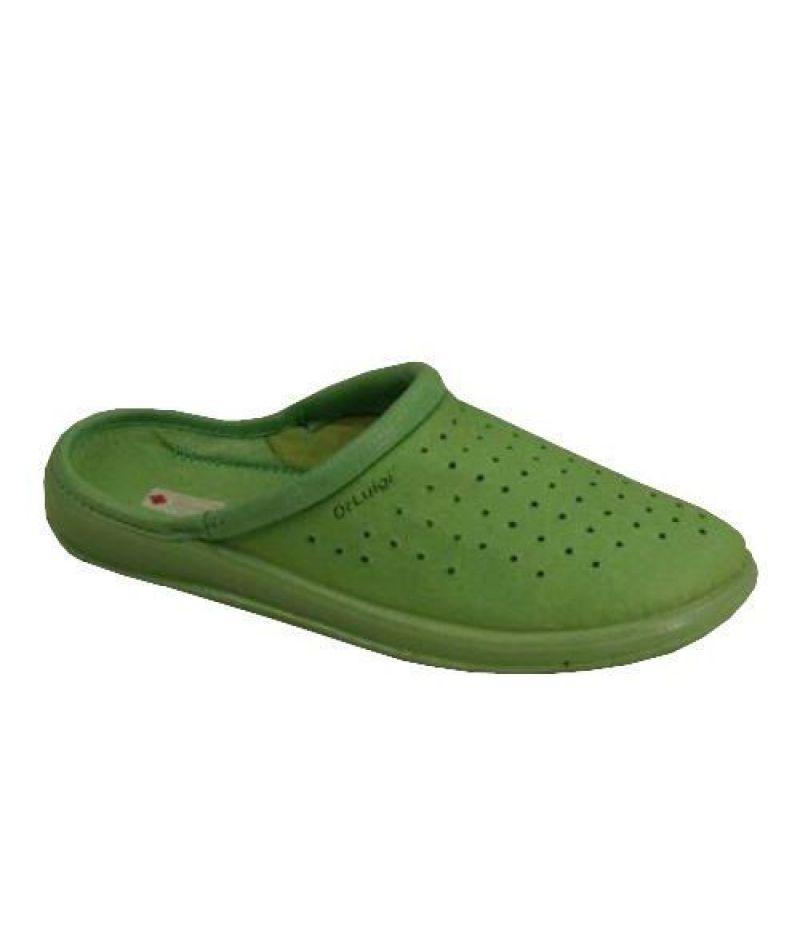 Тапочки ортопедические Dr.Luigi PU-01-70-11-70KS цвет зеленый, р 37 - 1