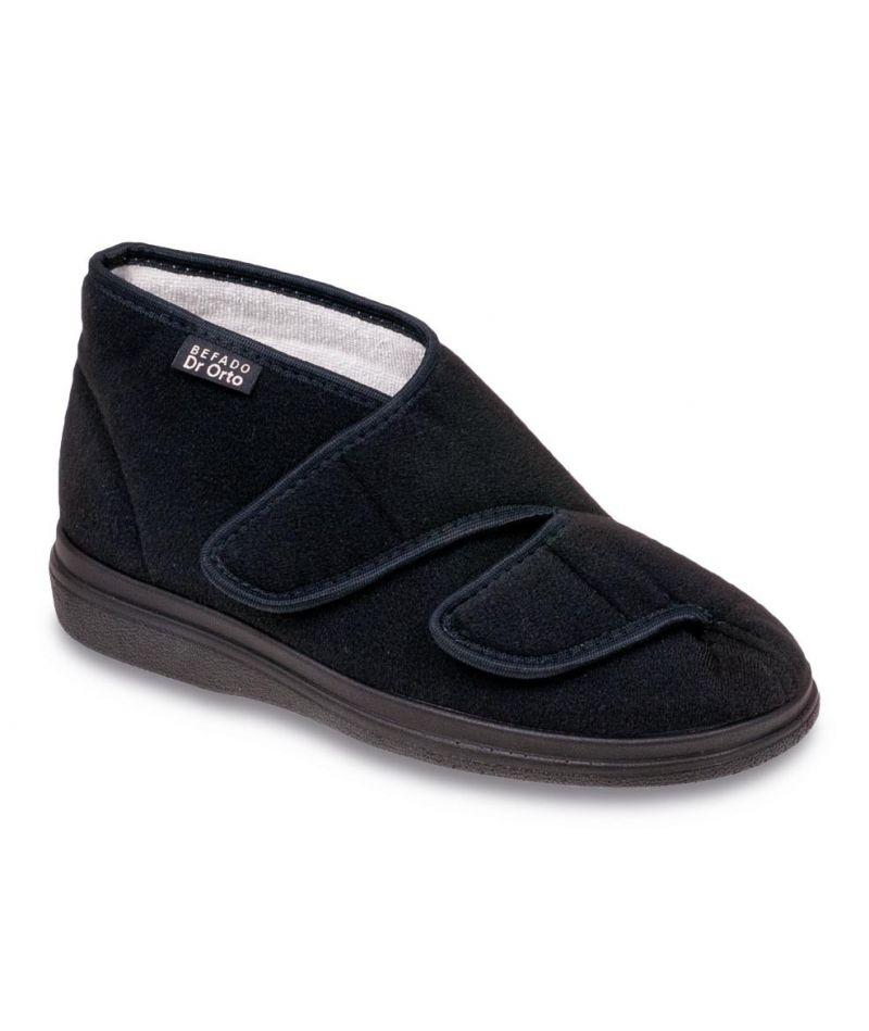 Ортопедические ботинки для диабетической стопы с ионами серебра Dr Orto 986 D 002