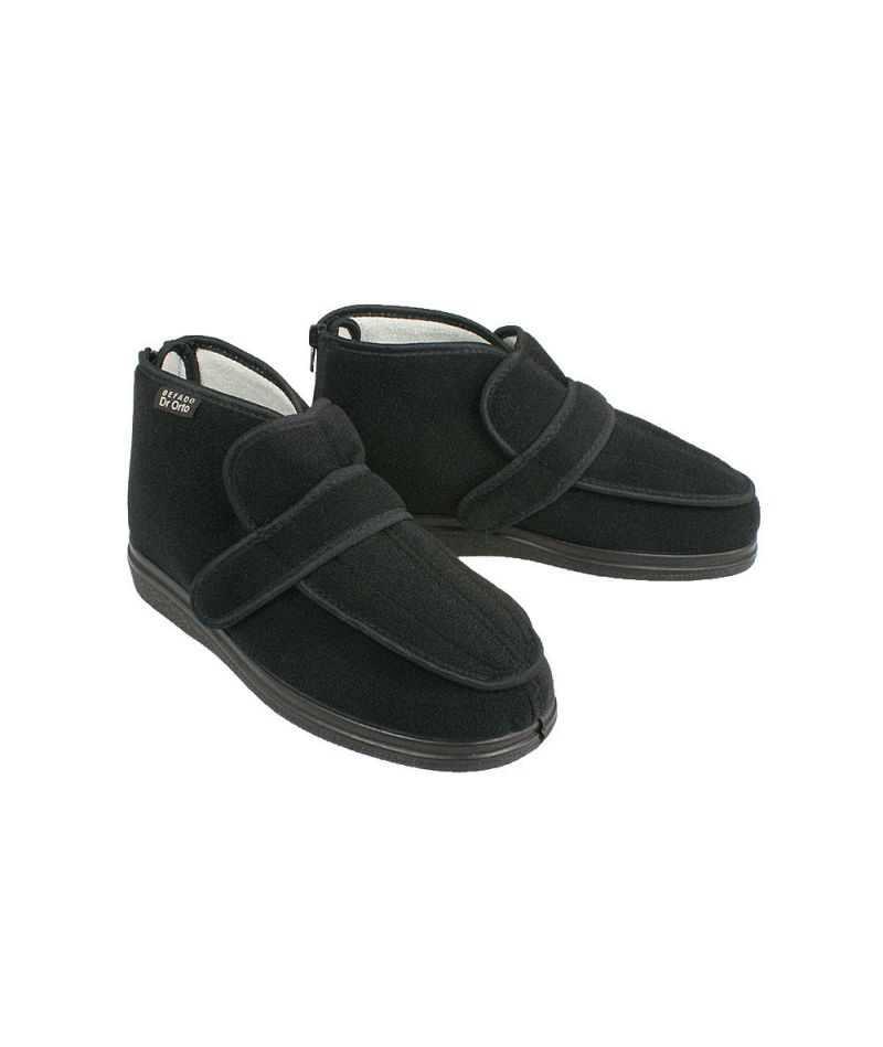 Ортопедические ботинки для диабетической стопы с ионами серебра Dr Orto 987 D 002