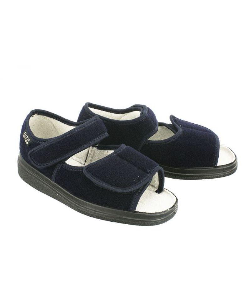 Ортопедические сандалии для диабетической стопы с ионами серебра Dr Orto 989 D 002, женские