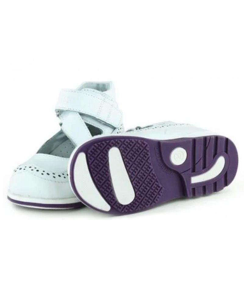Туфли, белые «4Rest Orto» 03-306 - 1