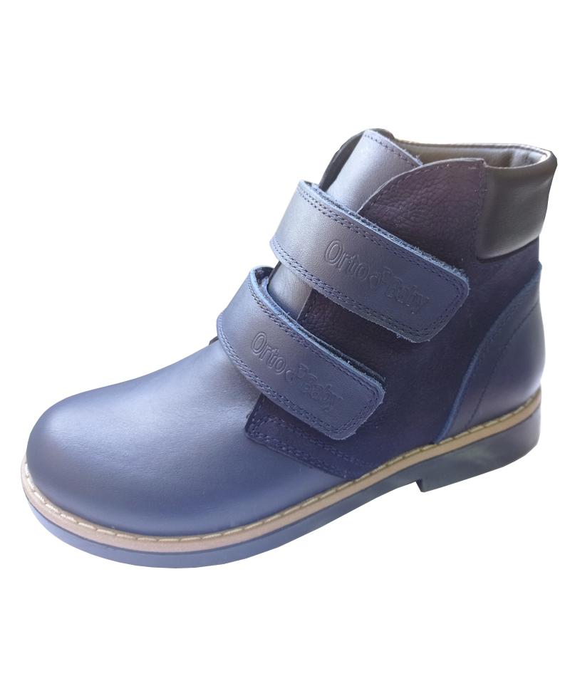 Ботинки детские демисезонные ортопедические ОrtoBaby D9106 - 4