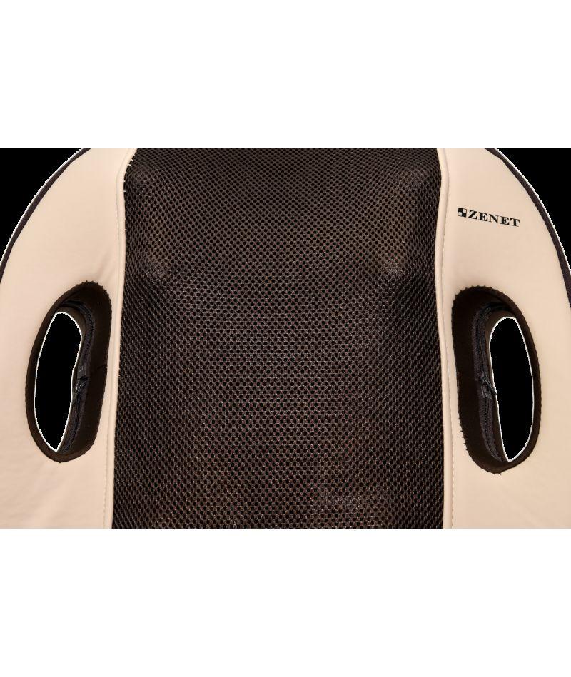 Массажная подушка для спины Zenet ZET-728 - 3