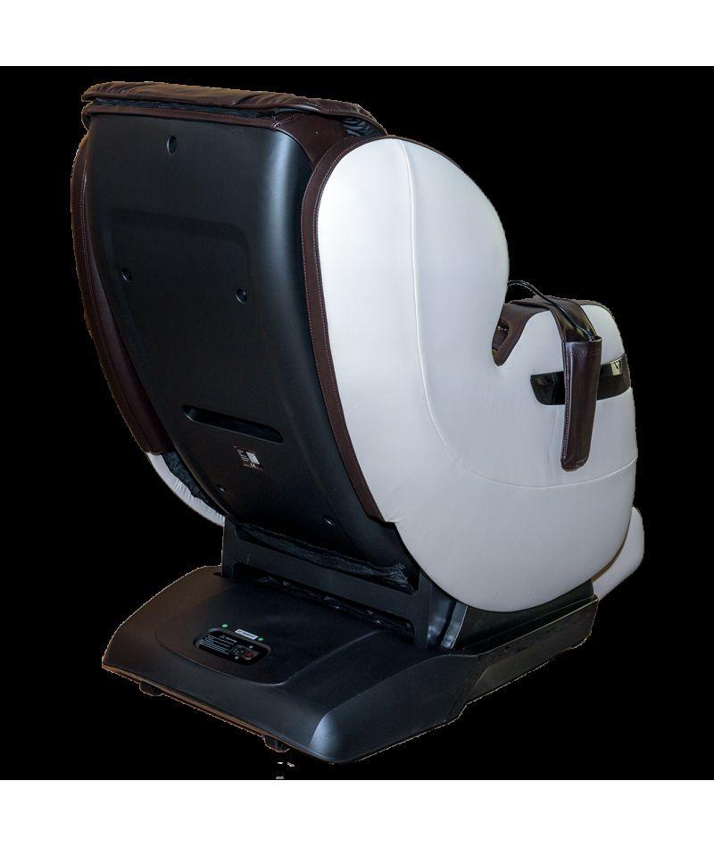 Массажное кресло ZENET ZET 1530 Коричневое - 5