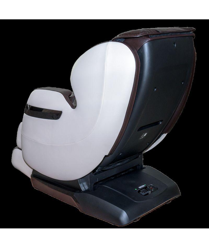 Массажное кресло ZENET ZET 1530 Коричневое - 6