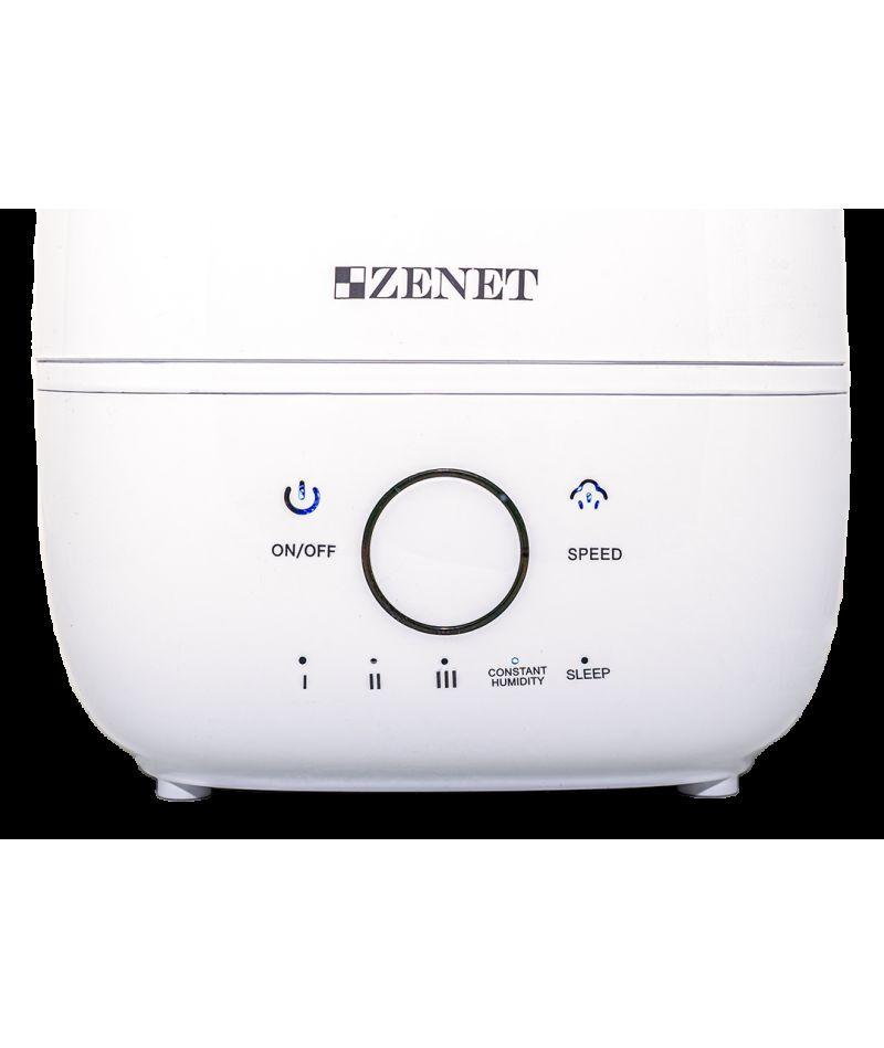 Аромо увлажнитель воздуха Zenet ZET-409 на 4,5 л - 5