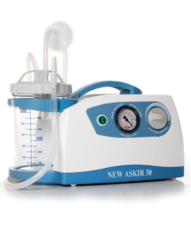 Портативный медицинский аспиратор «NEW ASKIR 30» RE-310100/03