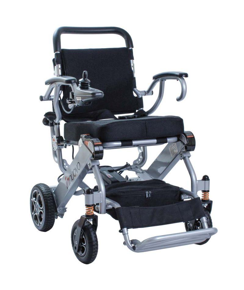 Инвалидная коляска с электрическим мотором OSD-LY5513 / AIRWHEEL H3S