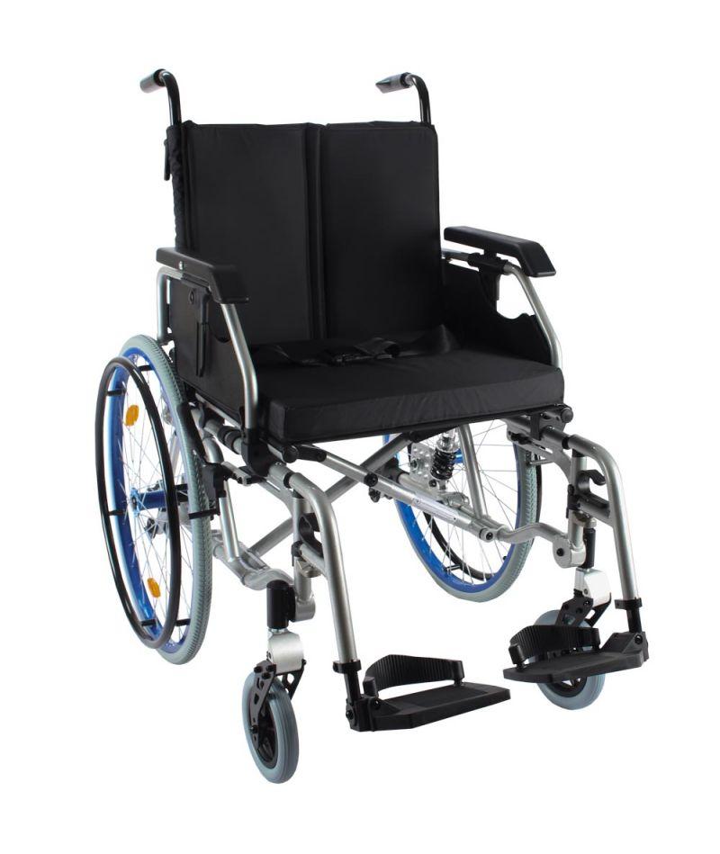 Инвалидная коляска с независимой подвеской OSD-JYX7-**