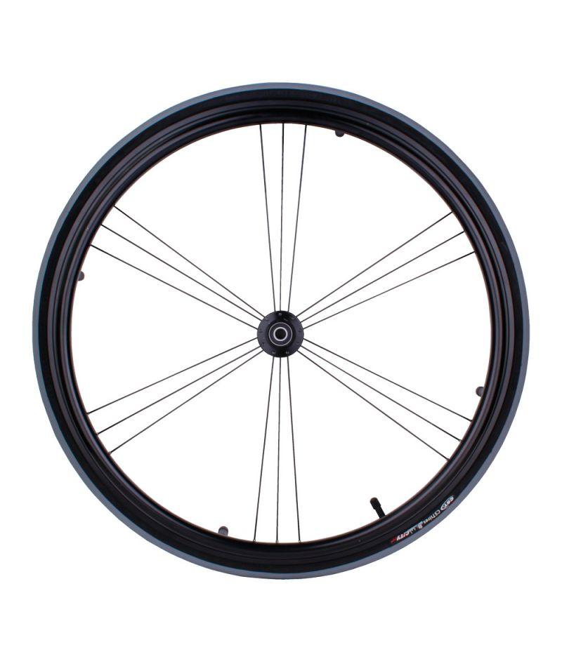 """24"""" x 1"""" задние надувные колеса для активных колясок ADJ-0703"""