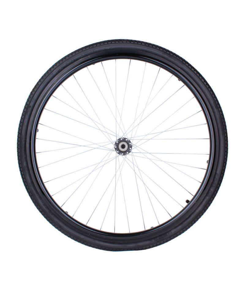 "24"" x 1⅜"" заднее надувное колесо для инвалидных колясок OSD-WH"