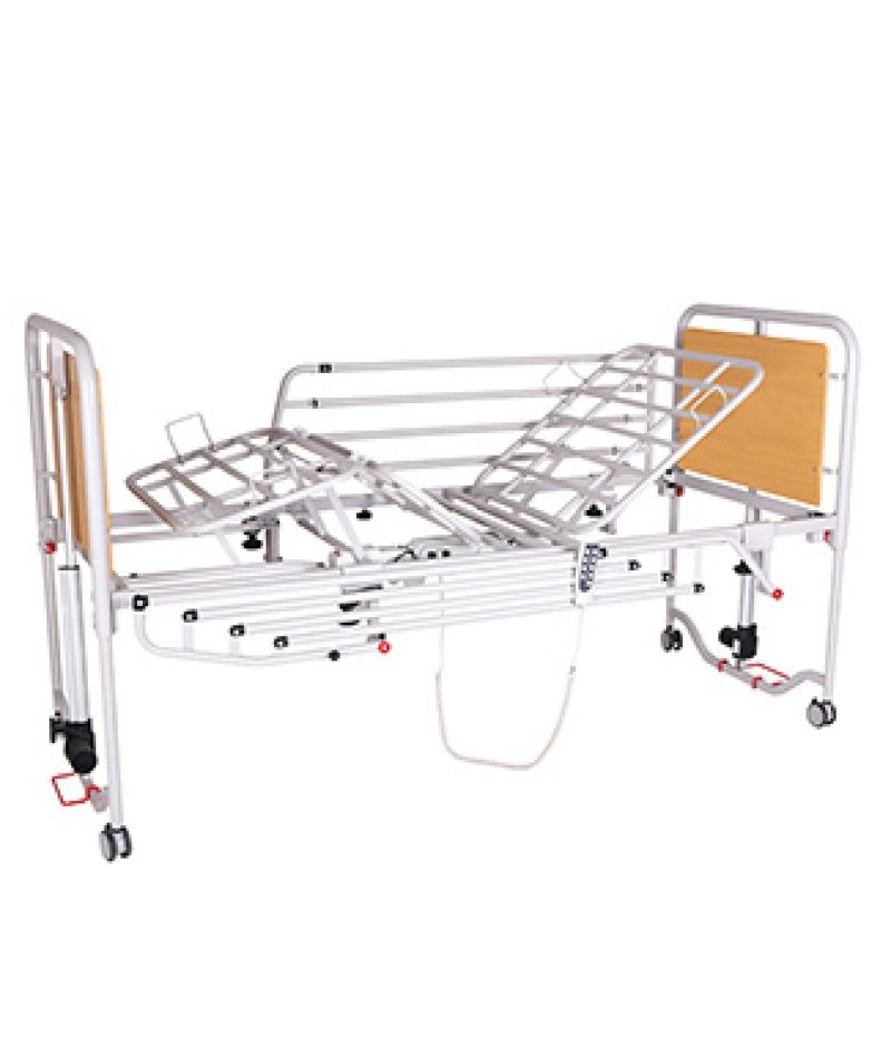 Кровать функциональная с усиленными поручнями OSD-9576