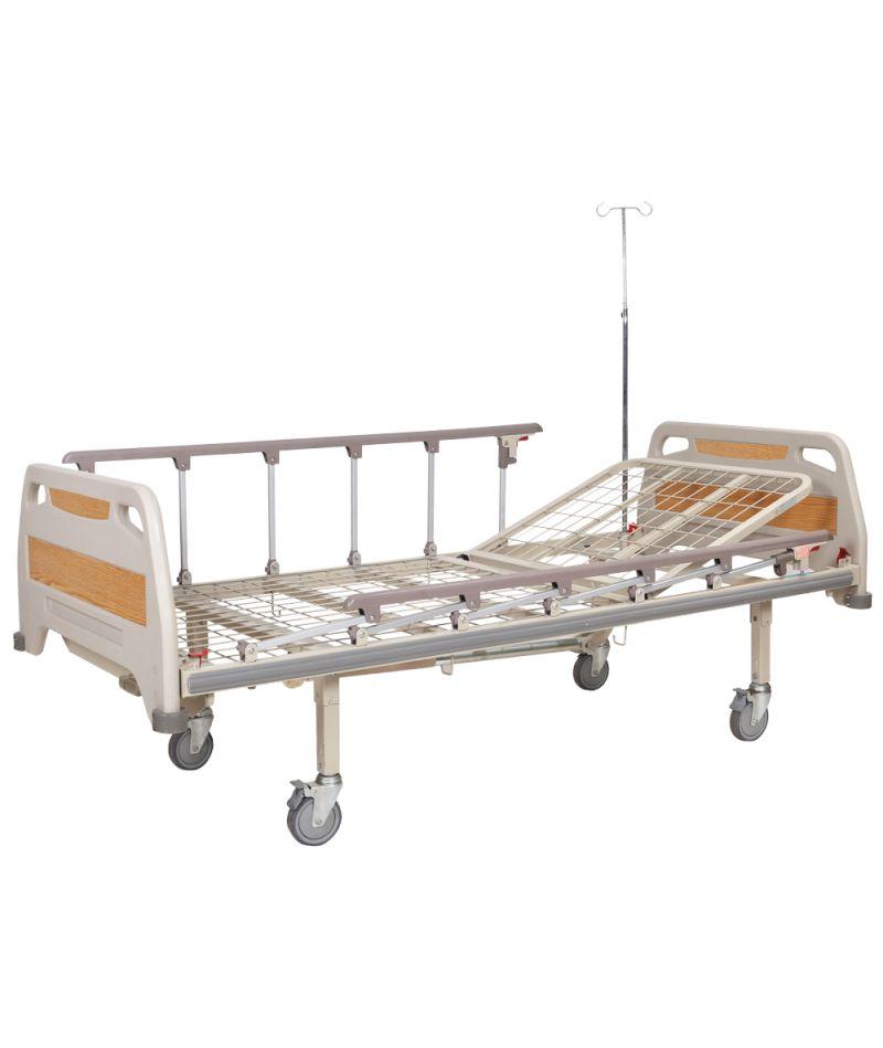 Кровать медицинская механическая (2 секции) OSD-93С