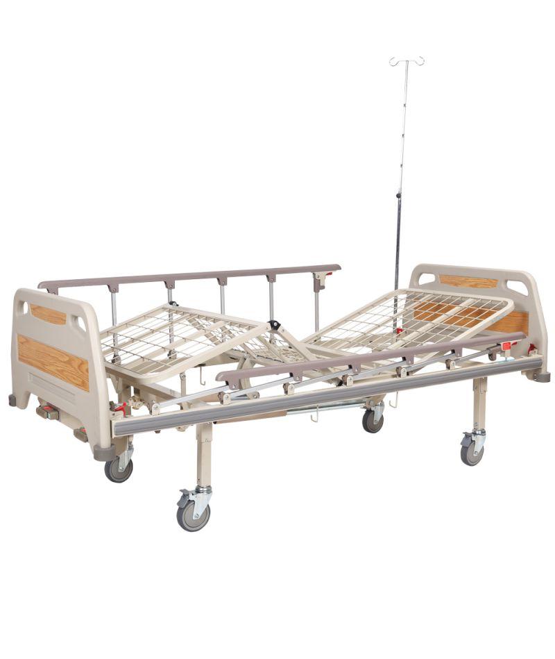 Кровать медицинская механическая (4 секции) OSD-94С