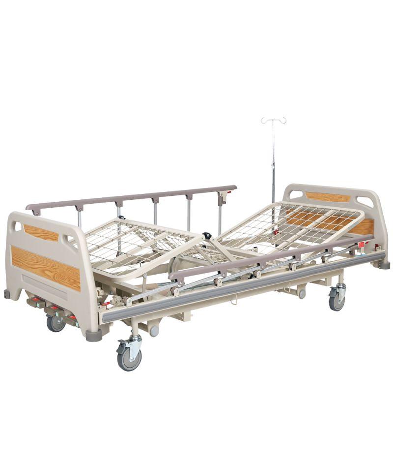 Кровать механическая с регулировкой высоты (4 секции) OSD-94U