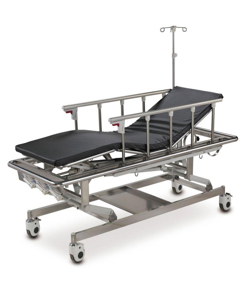 Каталка для перемещения пациентов (4 секции) OSD-A105B