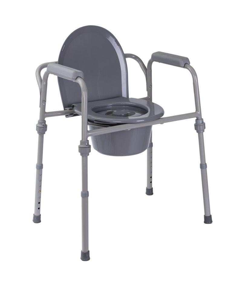Стул-туалет со съемными ножками OSD-RB-2105K