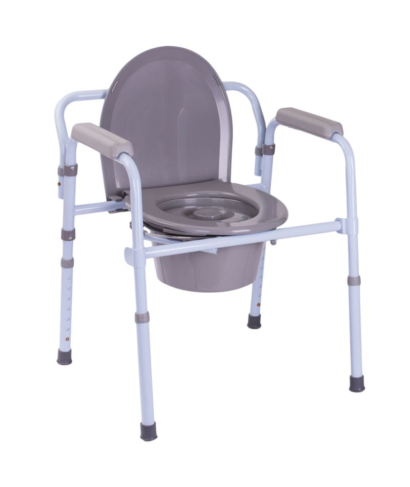Складной стул-туалет из стали OSD-RB-2110
