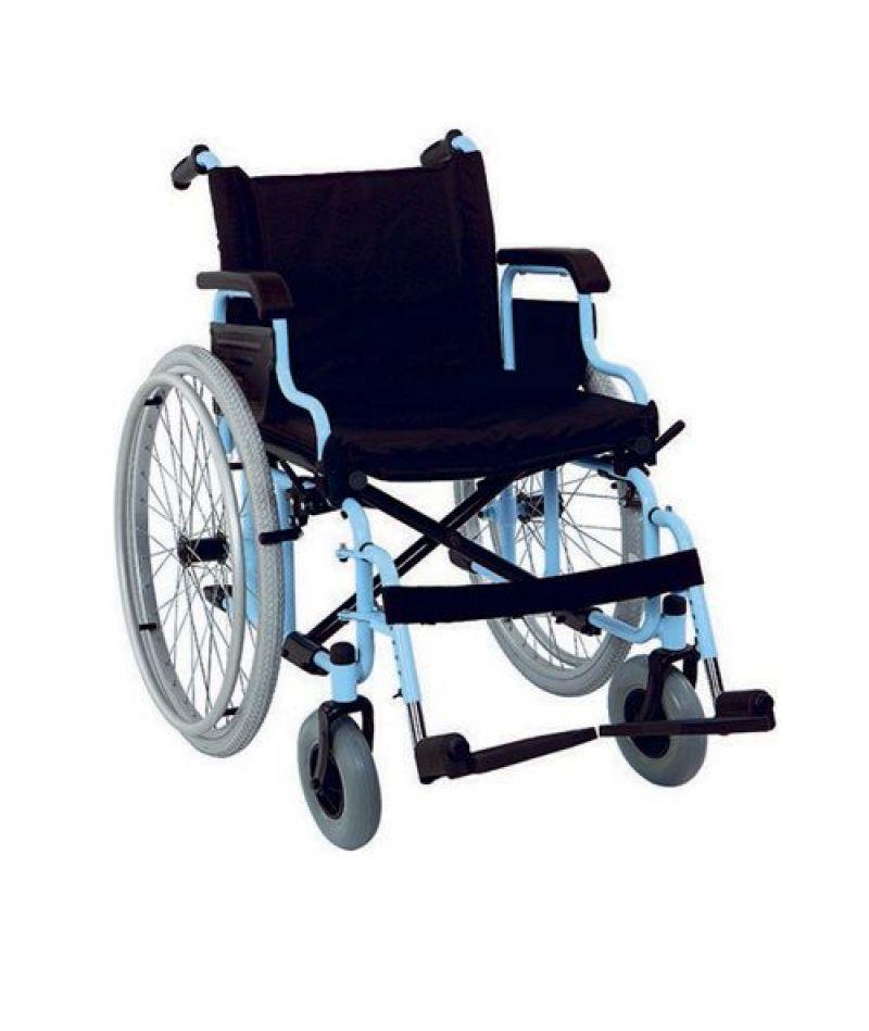 Инвалидная коляска металлическая Heaco Golfi-3