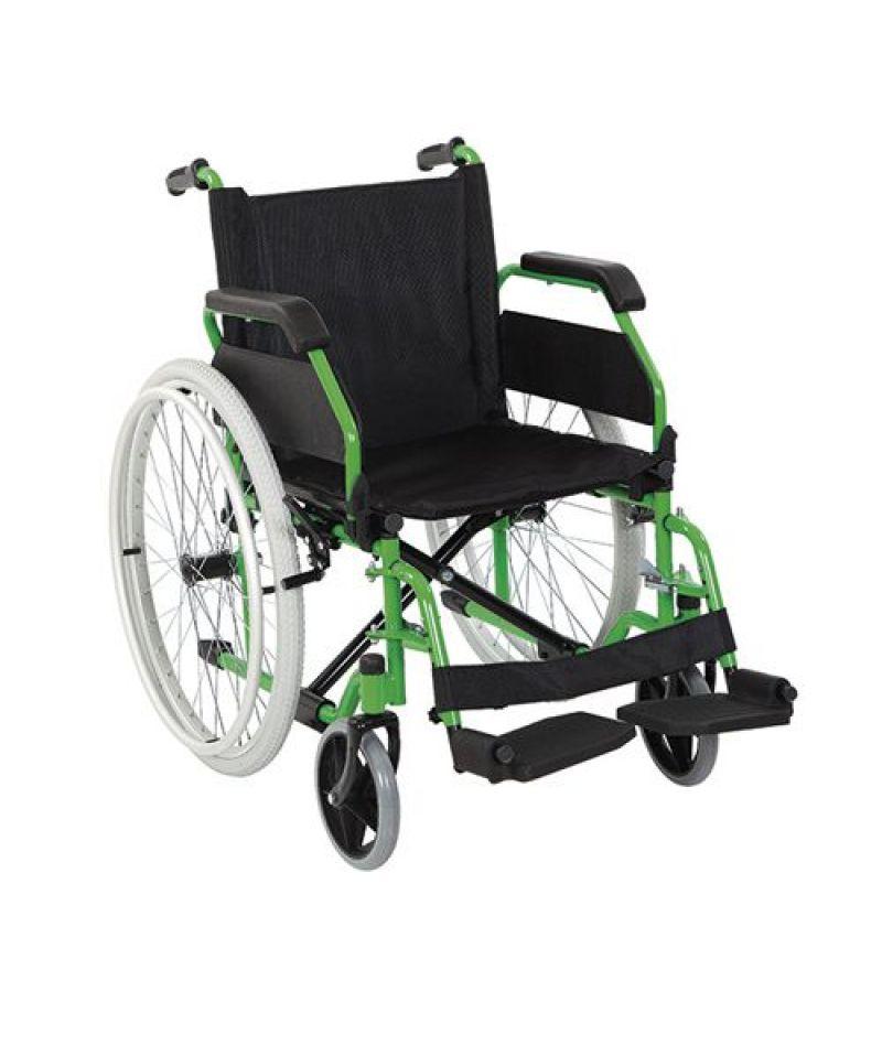 Инвалидная коляска металлическая Heaco Golfi-7